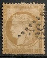 Timbres - France - 1871-1875 - Cérès - 15 C. - N° 55 -