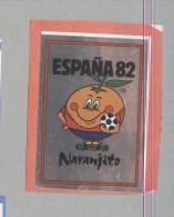 NAVANJITO..N.3..SCUDETTO. .PANINI  ESPANA 82....FOOTBALL..TRADING CARDS..FIGURINE. ..CALCIO - Panini