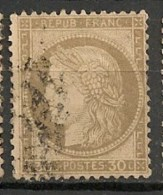 Timbres - France - 1871-1875 - Cérès - 30 C. - N° ? -