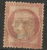 Timbres - France - 1871-1875 - Cérès - 80 C. - N° 57 -