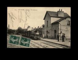 29 - PONT-AVEN - Gare - Train - Pont Aven