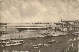 VENEZIA - Stazione Ferroviaria  (con Vaporetti E Motoscafi) - Venezia (Venice)