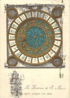 VENEZIA - Torre Dell'Orologio E Quadrante Con Lo Zodiaco - Venezia