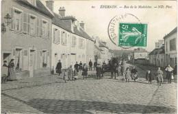 EURE ET LOIR 28.EPERNON RUE DE LA MADELEINE - Epernon