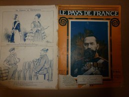 1916 LPDF: Frise;Avion De Guerre;Prisonniers Allemands;Les CHIENS De GUERRE;Belgique Et Les Belges ERZINDJAN;Malines Etc - Revues & Journaux