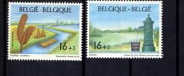 BELGIE POSTFRIS MINT NEVER HINGED POSTFRISCH EINWANDFREI OCB 2582 2583 Filatelie - Unused Stamps
