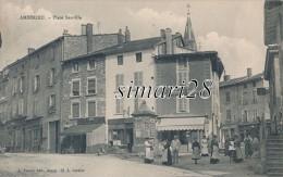 AMBERIEUX - PLACE SANVILLE - Other Municipalities