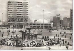BERLIN ALEXANDERPLATZ   HAUS DES LEHERERS    BKA-623 - Mitte