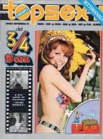 TOPSEXY RIVISTA SETTIMANALE  UMOR SEXY N°31 - Libri, Riviste, Fumetti