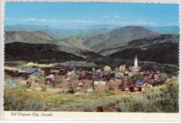 OLD VIRGINIA CITY - Nevada, Panoramathis lively ghost town is still radiating pioneer charm and excitement
