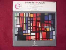 J.S. Bach - Concerto Pour Deux Violons Et Concerto En Mi Majeur  Avec L. Kogan - Klassik