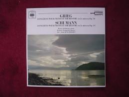 """Grieg """"concerto Pour Piano""""  Et Schumann """"concerto Pour Piano"""" - Classique"""