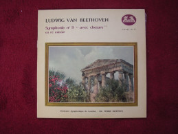 Beethoven - Symphonie N°9 - Orchestre Symphoique De Londres - Dir: P. Monteux - Classique
