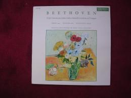 Beethoven - Triple Concerto - D. Oistrakh, Knusevitsky Et Oborin - Orchestre De Moscou - Dir : Golovanov - Classique