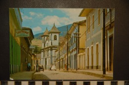 CP, Bresil, MARIANA Rua Direita E Catedral NS Da Assuncao - Sin Clasificación