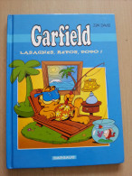 Garfield Jim Davis Lasagnes, Repos, Dodo édition Publicitaire Total Petit Format - Garfield