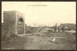 MAZAGRAN Vue Extérieure (Petit)  Maroc Afrique - Other