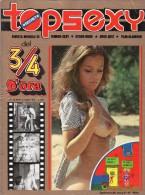 TOPSEXY RIVISTA MENSILE  UMOR SEXY N°13 - Libri, Riviste, Fumetti