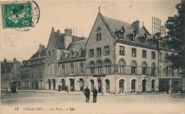 CHARTRES - La Poste - Chartres