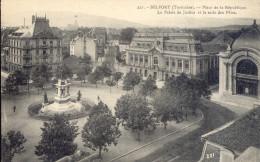 Belfort  Place De La Republiue - Belfort - Ville