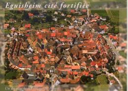Eguisheim.. Belle Vue De La Cité.. La Cité Fortifiée - France
