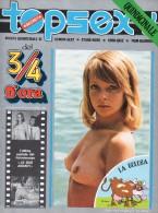 TOPSEXY RIVISTA QUINDICINALE  UMOR SEXY N°22 - Libri, Riviste, Fumetti