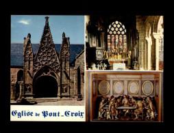 29 - PONT-CROIX - Eglise - Cène - Pont-Croix