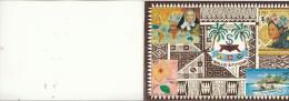Wallis Et Futuna - Très Belle Carte Reproduction De Timbres - Voir Scan - Wallis-Et-Futuna