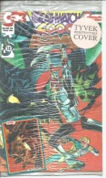 DEATHWATCH 2000 ARMOR    N° 3   AUGUST   1993  -   CONTINUITY COMICS  - U.S.  ( + Une Carte ) - Libri, Riviste, Fumetti
