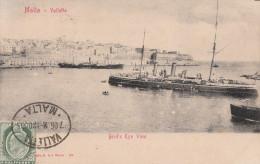 MALTA - VALLETTA   Bird's Eye View - Malta