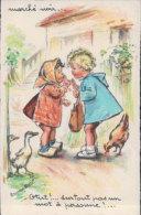 Germaine Bouret, Enfants, Marché Noir.. (102) - Bouret, Germaine