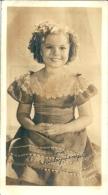 Carte Publicitaire 20 Fox Shirley Temple - Enfants