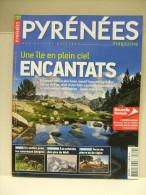 PYRENEES Magazine N° 129 De 2010 : Les Encantats / Les Chauves-souris / Le Luthier / Banyuls / Vallée D'Ossau - Midi-Pyrénées