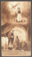 CANIVET IMAGE PIEUSE Année 1934 : SAINTE JEANNE D´ARC Non Mes Voix Ne Mon Pas Trompée -  JOAN OF ARC HOLY CARD / SANTINO - Imágenes Religiosas