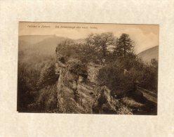 49141    Francia,    Hohbarr  B. Zabern,  Die  Sudabhange  Des  Westl.  Teiles,  NV - Non Classificati