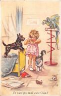 ¤¤  -  Illustrateur  -  Germaine BOURET  -  Ce N'est Pas Moi, C'est Coco  -  Chien, Chat, Perroquet  -   ¤¤ - Bouret, Germaine