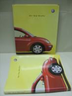 IHR NEW BEETLE VW Volkswagen - 2000 (en Allemand, Deutsch) + Jaquette - Transport