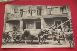 C P Fuenterrabia Carro De Bueyes - Non Classés