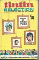 TINTIN SELECTION  N° 14   -  DARGAUD 1971 ( MICHEL VAILLANT / TOUNGA ) - Tintin