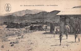 ¤¤  -  15  -  DJIBOUTI  -  La Frontière    -    ¤¤ - Gibuti
