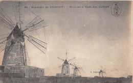 ¤¤  -  23  -  DJIBOUTI  -  Moulins à Vent Des Salines    -    ¤¤ - Gibuti