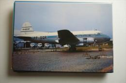 VASP  SAAB 90  SCANDIA     PP SQR - 1946-....: Moderne