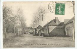 CPA AUBE  - 10 -  Les Bordes D'Isle Aumont - France