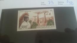 LOT 224468 TIMBRE DE COLONIE MADAGASCAR NEUF* N�73 VALEUR 38 EUROS