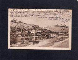 49153   Germania,   Wurzburg,  Mainpartie  Mit  Kappele Und  Festung,  VGSB  1920 - Wuerzburg
