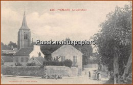 VEMARS   LE CARREFOUR   1905 ? - France