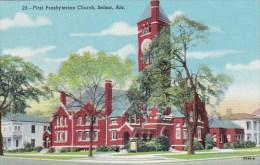 First Presbyterian Church Selma Alabama - Tuscaloosa