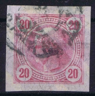 Österreich 1901 Mi Nr 104 Used - 1850-1918 Impero