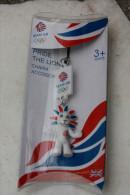 Official Pride The Lion Olympic Games Mascot London 2012 - Mascot Officielle Londres 2012 Jeux Olympiques - Habillement, Souvenirs & Autres