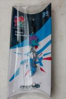 Official Mandeville Paralympic Games Mascot London 2012 - Mascot Officielle Londres 2012 Jeux Paralypiques Olympiques - Apparel, Souvenirs & Other